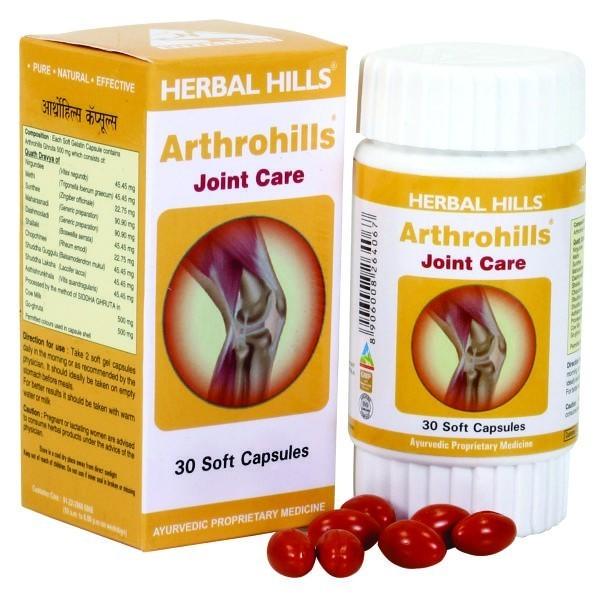 Arthrohills 30 Capsule