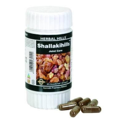 Shallakihills, 60 Capsule