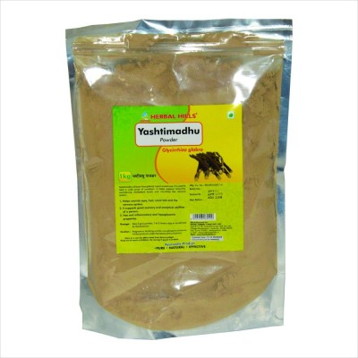 Yashtimadhu Powder, 1 kg powder