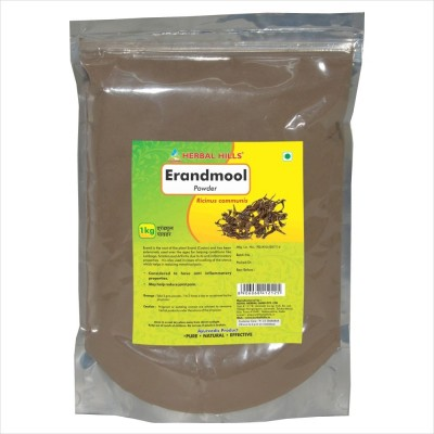 Erandmool Powder, 1 kg powder