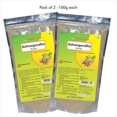 Ashwagandha Powder, 100 gms powder