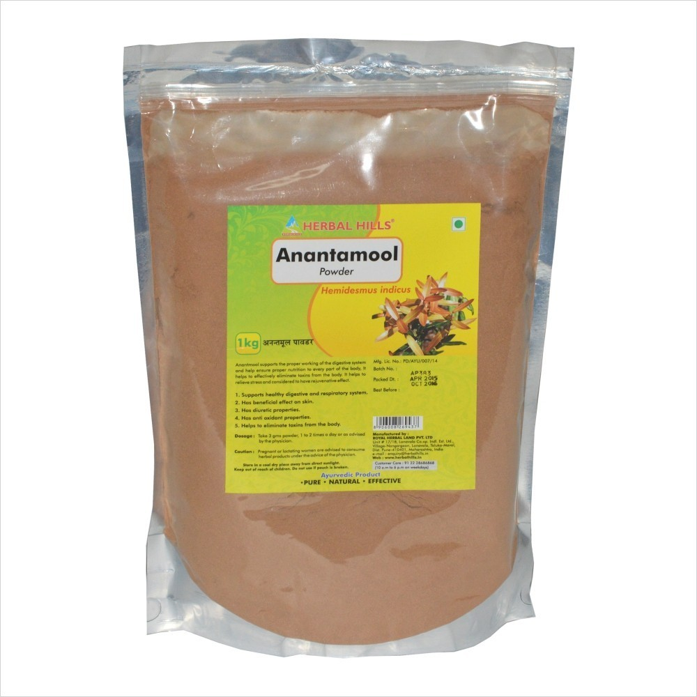 Anantamool Powder, 1 kg powder