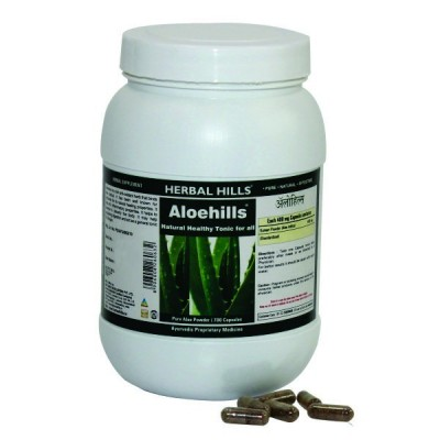 Aloehills, Value Pack 700 Capsule