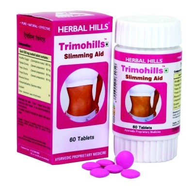 Trimohills, 60 Tablets