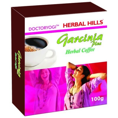 Garcinia Herbal Coffee, 100 gms