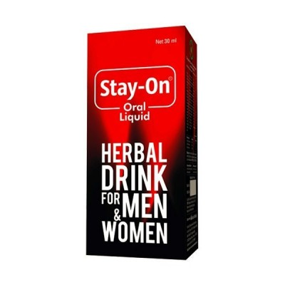Stay-On Oral Liquid