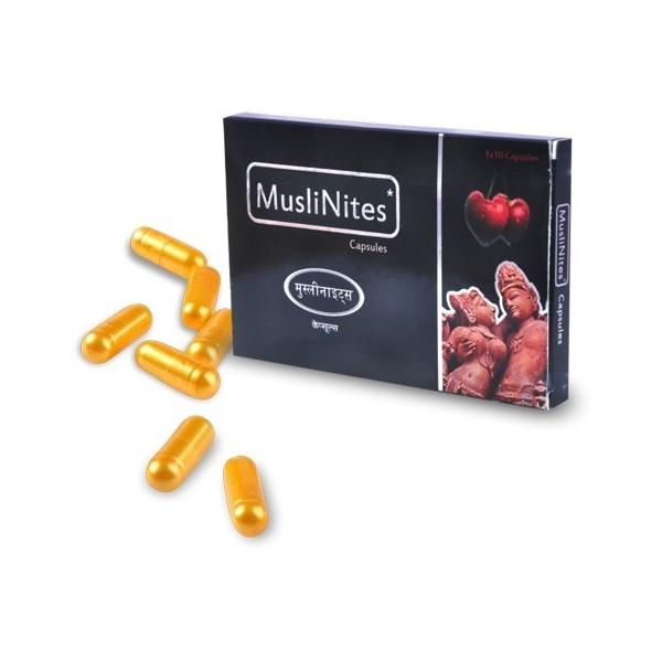 MUSLINITES - Natural Sex Enhancer