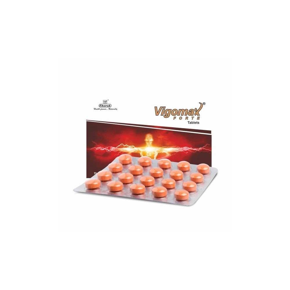 Charak Vigomax Forte Tablet