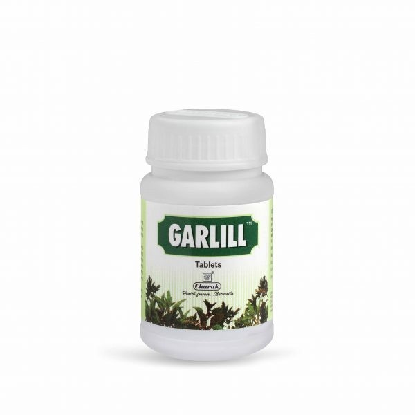 Charak Garlill Tablet
