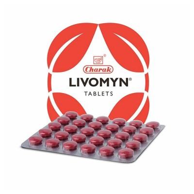 Charak Livomyn Tablet