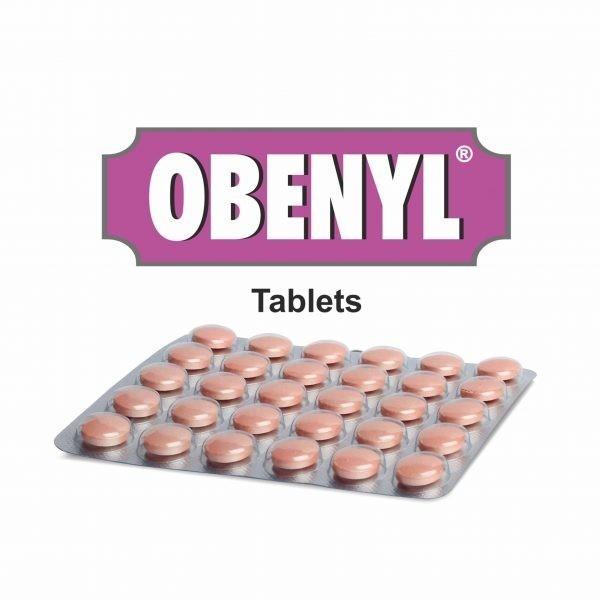 Charak Obenyl Tablet