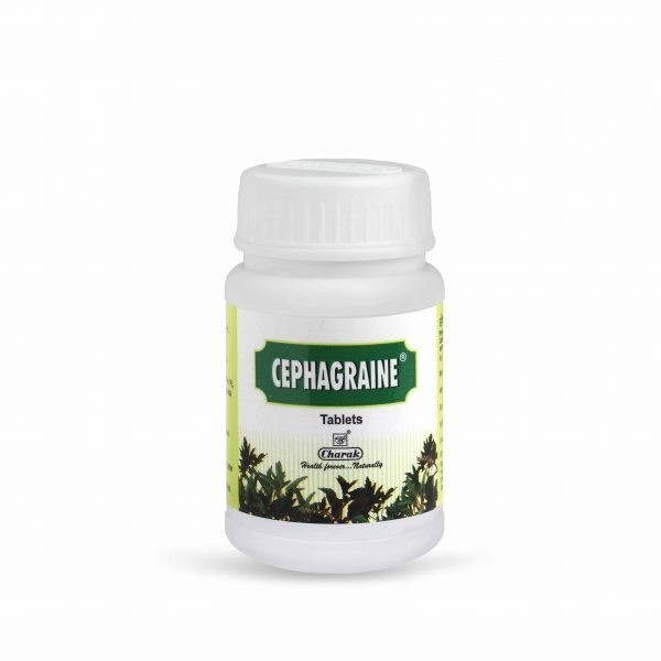 Charak Cephagraine Tablet