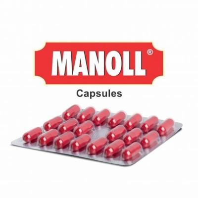 Charak Manoll Capsule