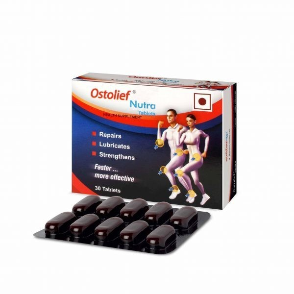 Charak Ostolief Nutra Tablet