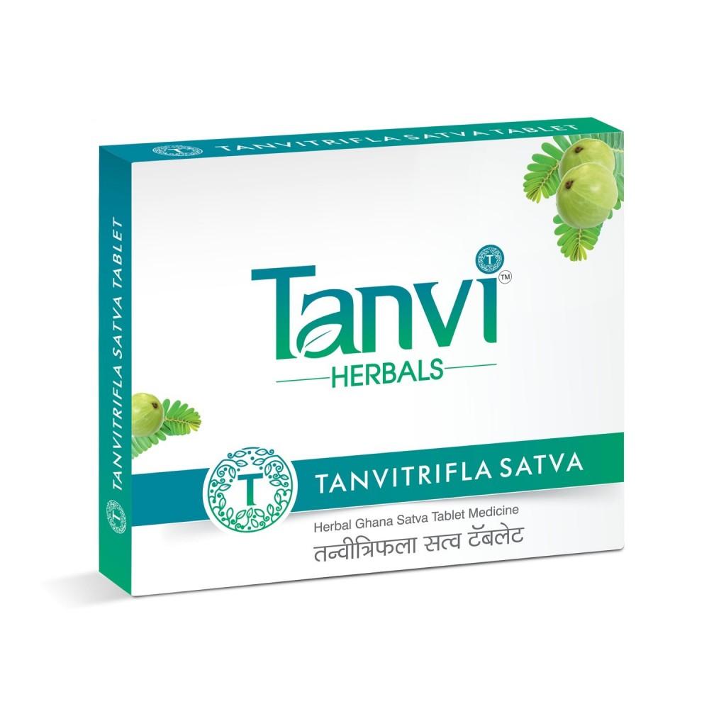 Tanvitrifla Satva Tablets