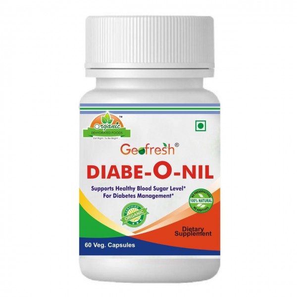 DIABE-O-NIL Capsule