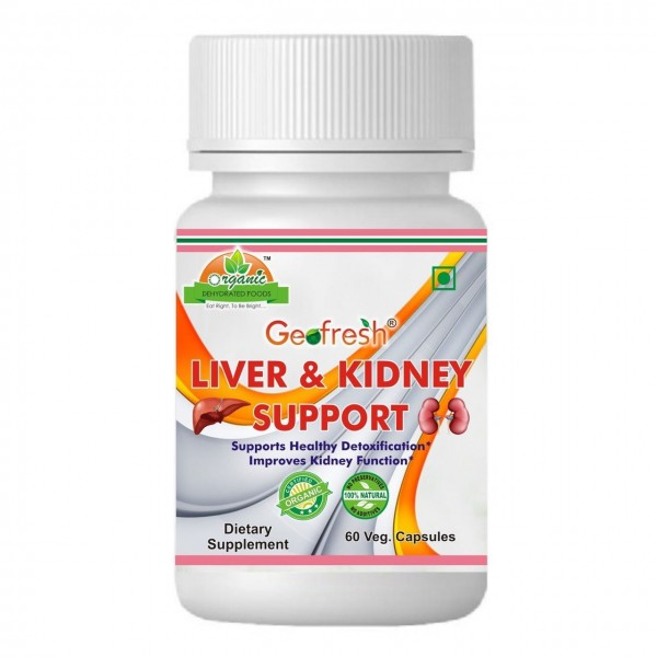 LIVER & KIDNEY SUPPORT Capsule