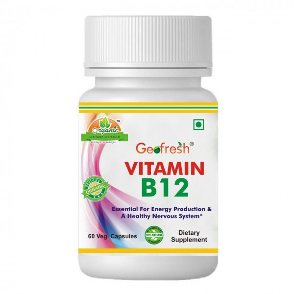 VITAMIN B12 Capsule