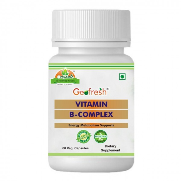 VITAMIN B-COMPLEX Capsule
