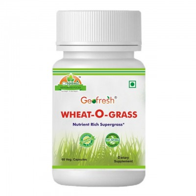 WHEAT-O-GRASS Capsule