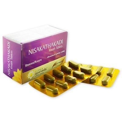 Nisakathakadi Kwath Tablet, 60 Tab