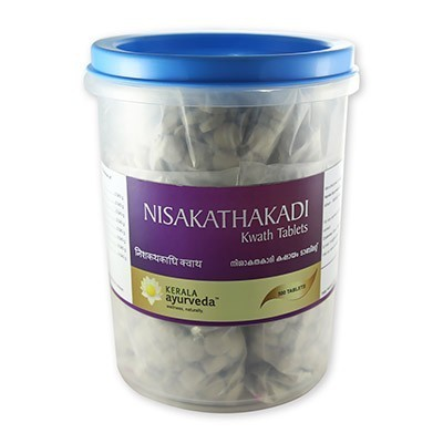Nisakathakadi Kwath Tablet, 500 Tab