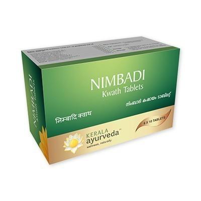 Nimbadi Kwath Tablet, 60 Tab