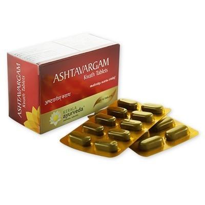 Ashtavargam Kwath Tablet, 60 Tab