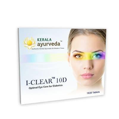 I-Clear 10D, 30 Tab