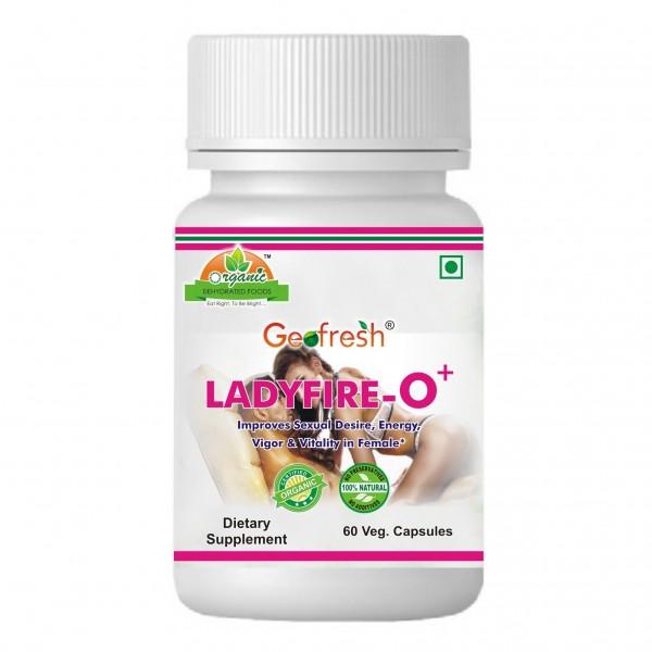 Ladyfire-O+ 60 Capsule