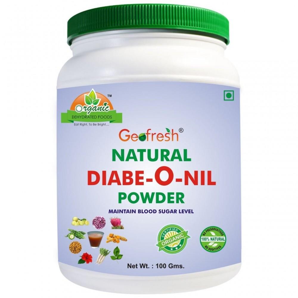 Diabe-O-Nil Powder