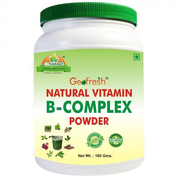 Vitamin B-Complex Powder