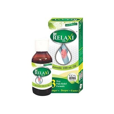 Dr. Relaxi Oil