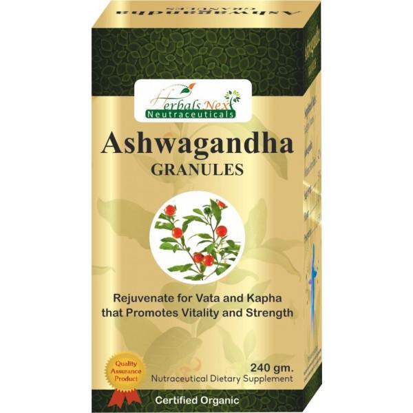 ASHWAGANDHA GRANULES