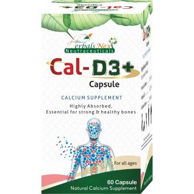 CAL – D3+ CAPSULE