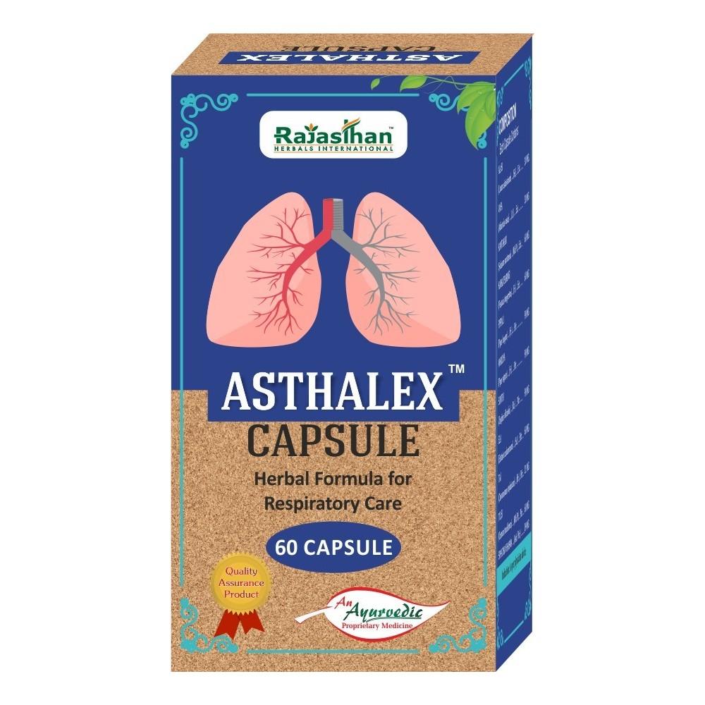 ASTHALEX CAPSULE