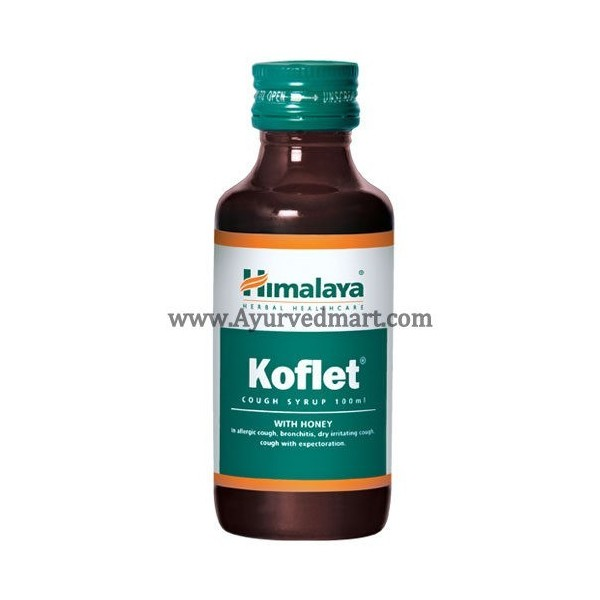 Koflet Cough Syrup