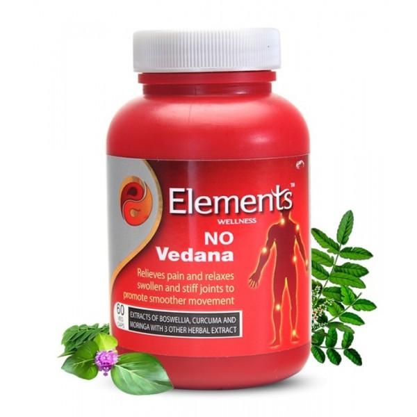 Elements No Vedana Capsules