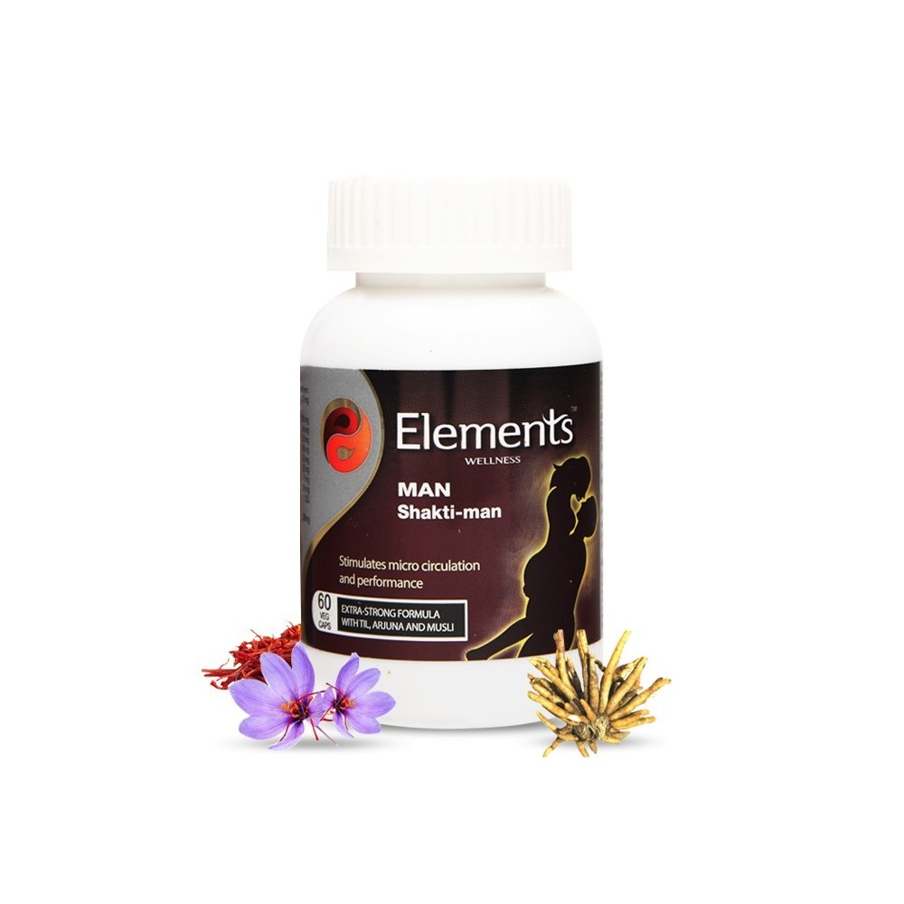 Elements Man Shakti Man