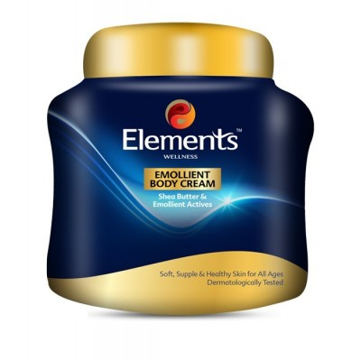 Elements Emollient Body Cream