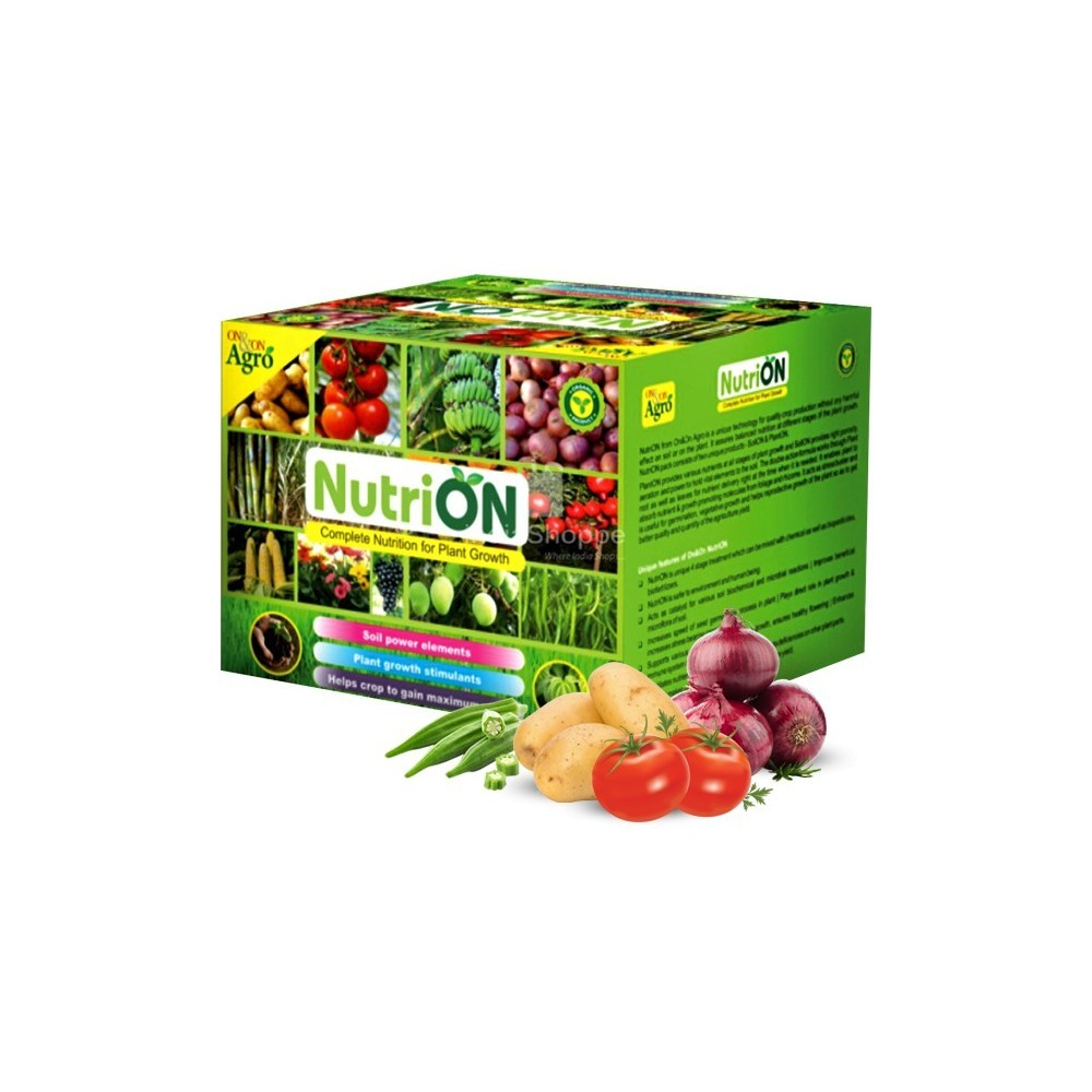 On & On NutriON Combo Kit