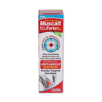 Muscalt Forte Oil Spray