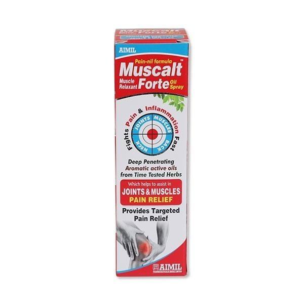 Muscalt Forte Oil Spray