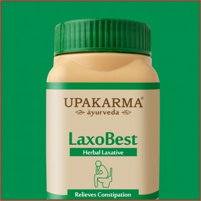 LaxoBest - Herbal Laxative Powder