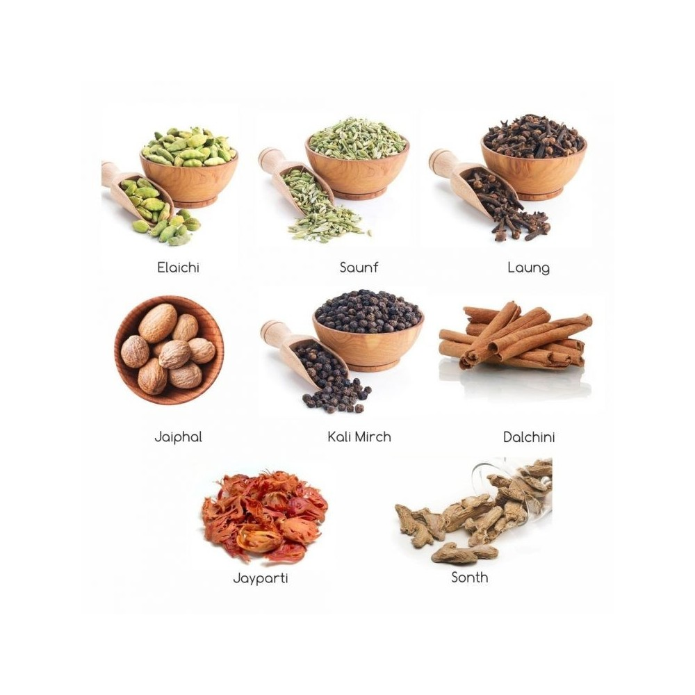 Attar Ayurveda Exotic Spices Combo Pack