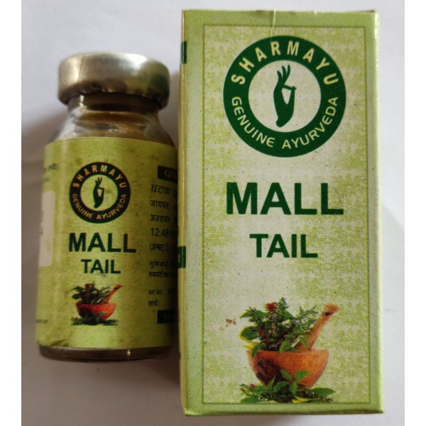 MAll Tail....Penis erection oil