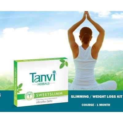 Tanvi Slimming - Weight Loss Kit - 1 Month