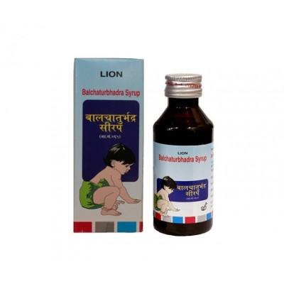 Lion Balchaturbhadra Syrup