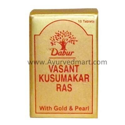 Dabur Basant Kusumakar Ras Gold