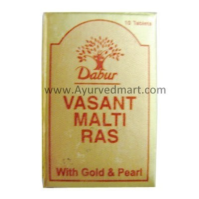 Dabur Basant Malti Ras Gold